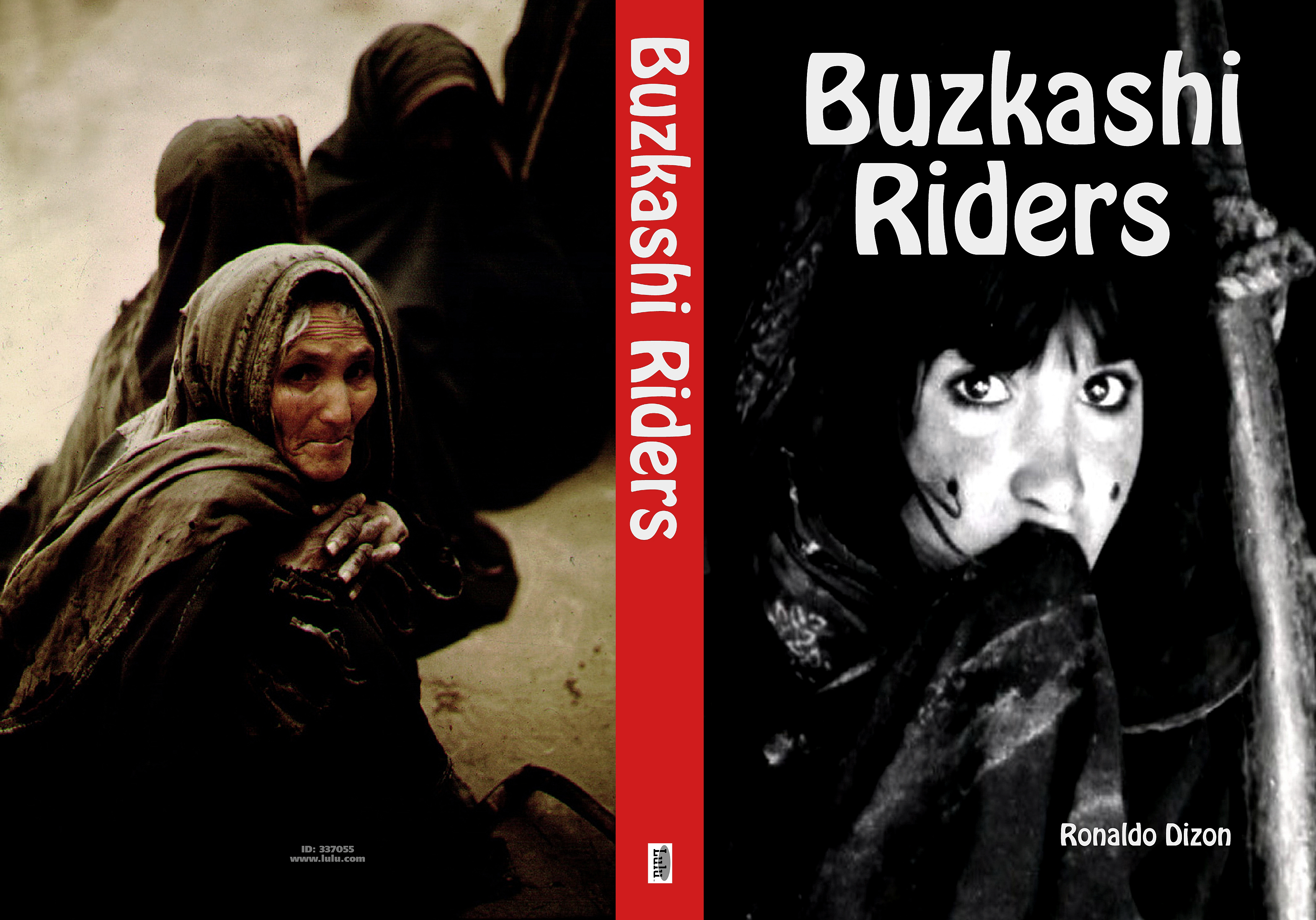 A Novel in Afghanistan  – Buzkashi Riders