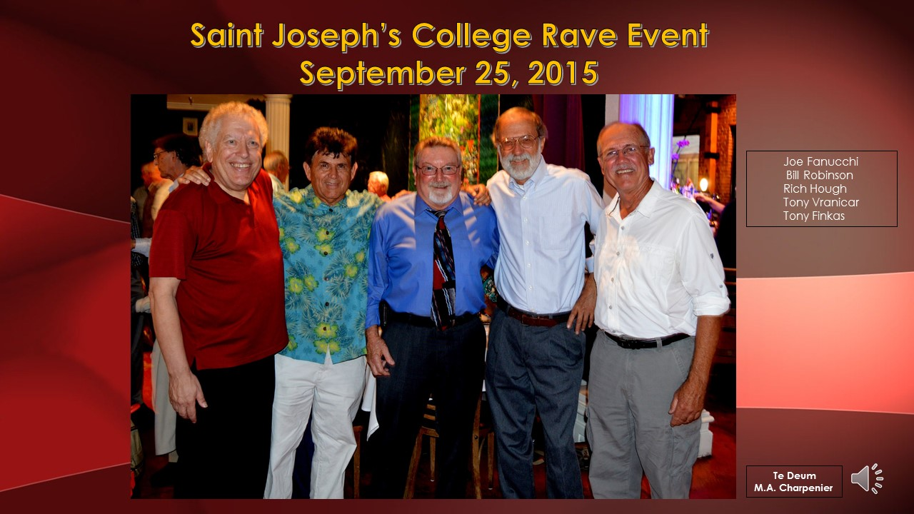 "Saint Joseph's College – "" Photographs, They Are All That's Left Us"""