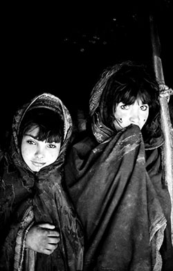 Afghanistan's War on Hunger  Photographic Exhibition  Las Vegas Exhibition Clark County Art Gallery