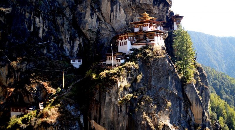 Land of the Thunder Dragon – Bhutan 2016