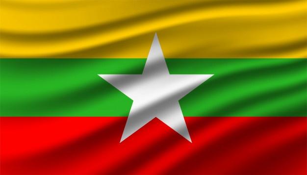 flag-myanmar-background-template_19426-556
